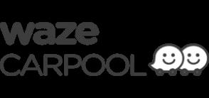 waze carpool logo